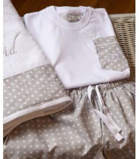 Pijama Marcos Corto