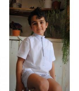 Pijama Lucas corto